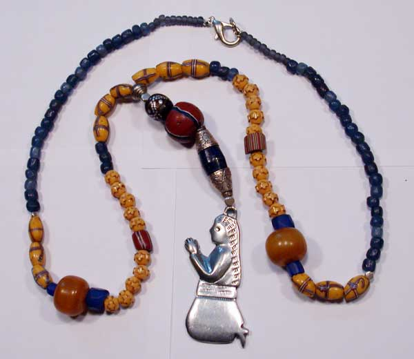 Milagro Prayer Girl necklace